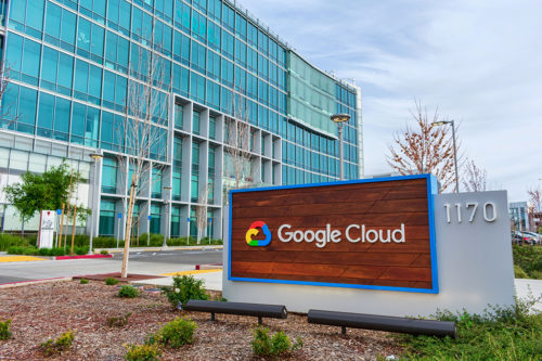 Google Cloud Building