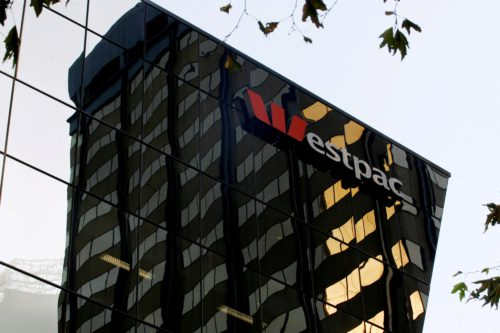 Westpac Building and Logo